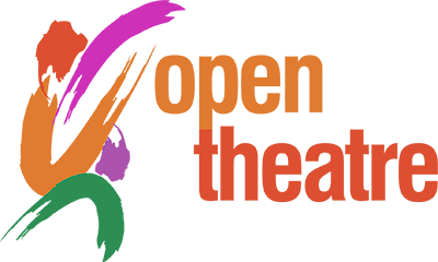 open theatre logo