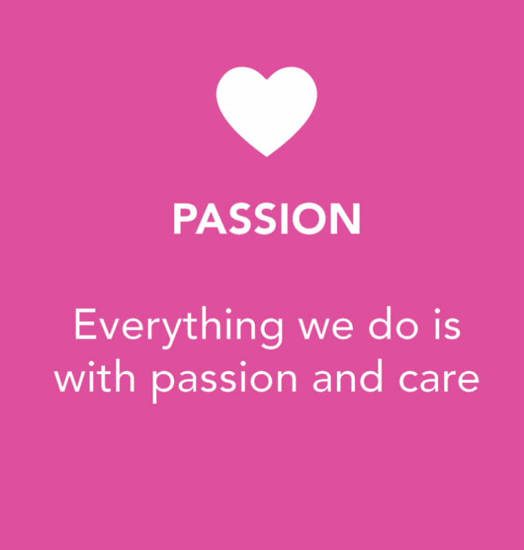 We do with Passion